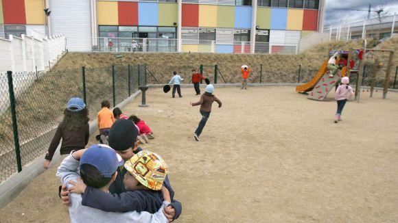 Les AMPA, satisfetes amb la dotzena escola de Sant Cugat tot i la falta de previsió
