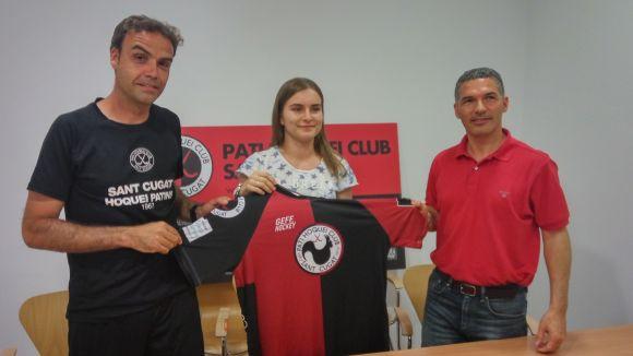 El PHC Sant Cugat incorpora Silvia Montoro i tornarà a disposar de Maria Rosa Tamburini