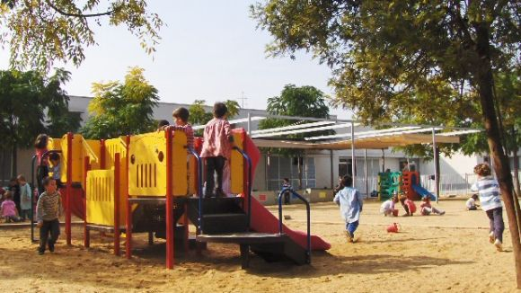 Set centres educatius públics adeqüen les instal·lacions per al proper curs
