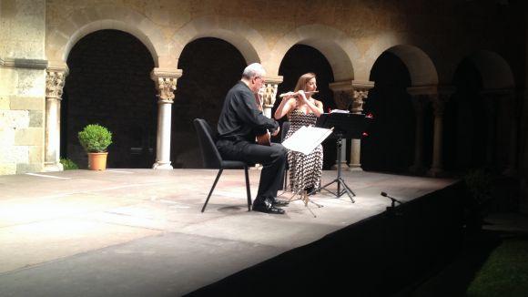 El virtuosisme de Patrícia de No i Jaume Torrent sona junt per primera vegada