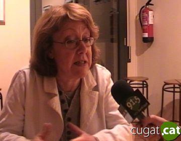 Patrícia Gabancho: 'L'excel·lència acadèmica a Catalunya està privatitzada'