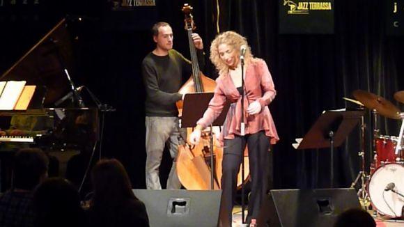 La música brasilera del Patricia Teles Quartet torna avui a El Siglo