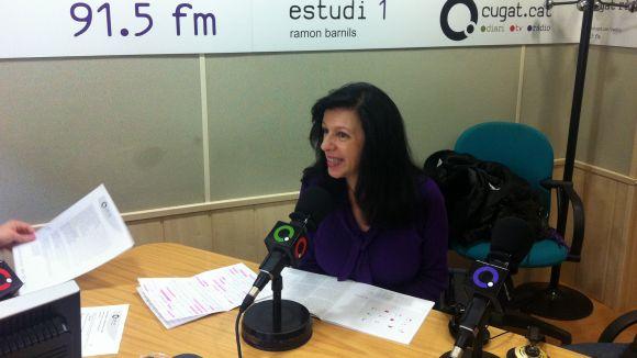 La santcugatenca Patrizia Lohan guanya el Premi Salou de Recerca Pictòrica