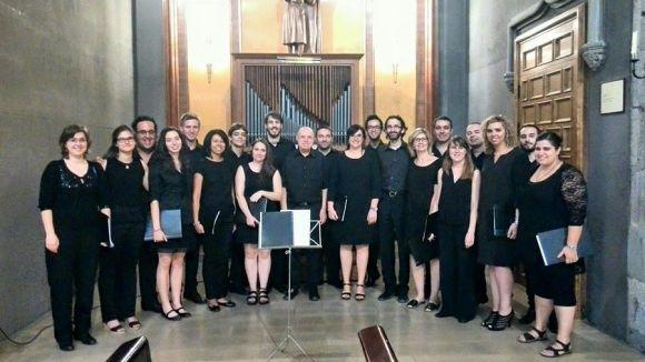 Pax Cor de Cambra actua aquest nit en el cicle de Música Sacra i Coral