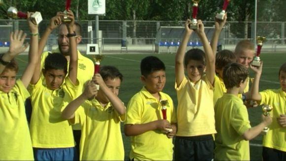 La Penya Blaugrana clou el curs i reivindica un comportament ètic entre clubs