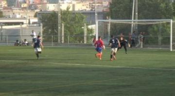 La Penya Blaugrana Sant Cugat venç 2 a 0 el Polinyà i està a un pas de l'ascens a Tercera Catalana