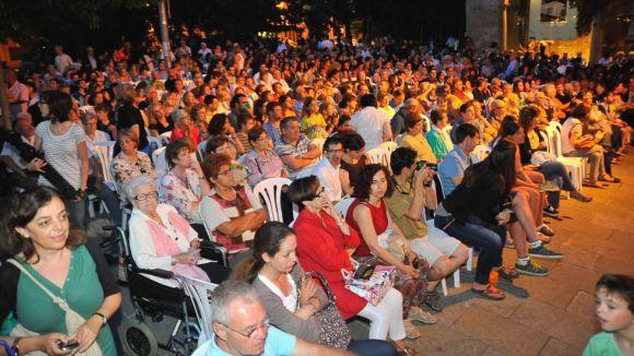 La Festa Major supera les expectatives de participació, segons l'organització
