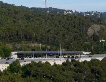 L'Ajuntament de Barcelona vol que els túnels de Vallvidrera siguin més cars per entrar a la capital