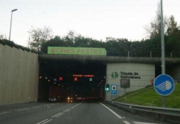 Barcelona-Sant Cugat, trajecte més habitual dels usuaris dels Túnels de Vallvidrera