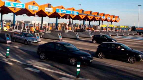 La Generalitat eliminarà abans de juny alguns descomptes als peatges per als cotxes dièsel