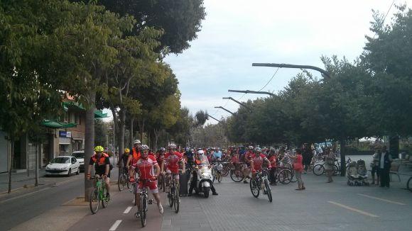 La promoció de l'ús de la bicicleta, protagonista de la Setmana de la Mobilitat Sostenible i Segura