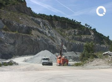 La CUP alerta del perill de reomplir la pedrera Berta amb residus d'ecoparcs