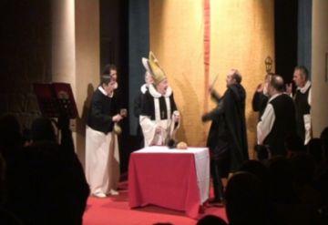 Amics de Pedra i Sang carrega contra mossèn Blai Blanquer per impedir la representació dins l'església