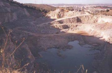 La pedrera Berta es restaurarà amb residus d'ecoparcs