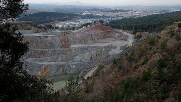 Sant Cugat vol convertir la pedrera Berta en un circuit per visitar