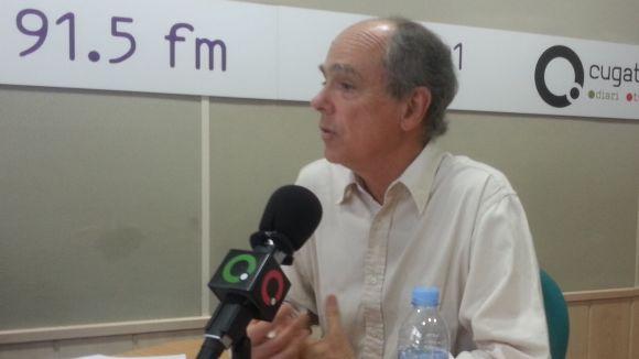Un supervivent de l'accident dels Andes del 1972 explica el seu testimoni