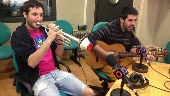 'Eureka!', La Pegatina presenta el seu nou treball a La Tarda