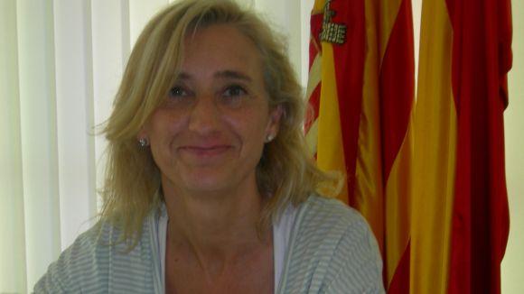 Susanna Pellicer és la primera alcaldessa accidental