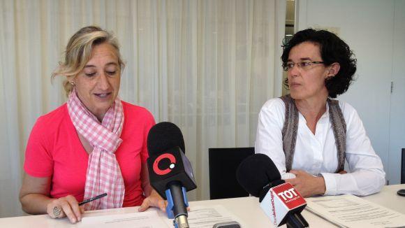 L'aportació municipal a cooperació equival a 4'68 euros per santcugatenc