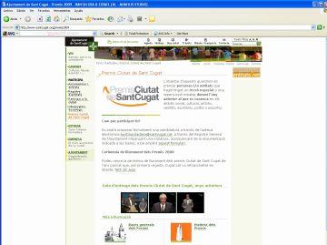 Més precandidatures als Premis Ciutat de Sant Cugat