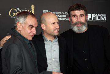 Pep Anton Muñoz, premi Gaudí al millor actor secundari per 'Bienvenido a Farewell-Guttman'