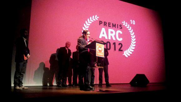 El Teatre-Auditori triomfa als premis ARC
