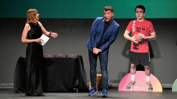 Galeria: Els 10 millors moments de la gala dels 21s Premis Esport En Marxa