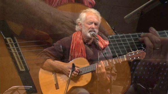 Pere Codó posa avui música al cicle cultural de Cal Gerrer