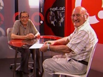 Especial 'Fabri' a Cugat tv: Pere Pahisa entrevista Joan Fàbregas el dia del seu 85è aniversari