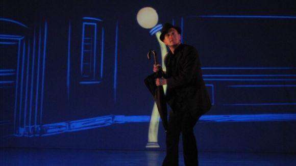 Pere Faura porta a Sant Cugat l'espectacle 'Sin bailes no hay paraíso' / Foto: Teatre-Auditori