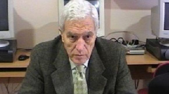 Sis anys de la mort de Pere Narbona, exregidor i expresident de l'AEU