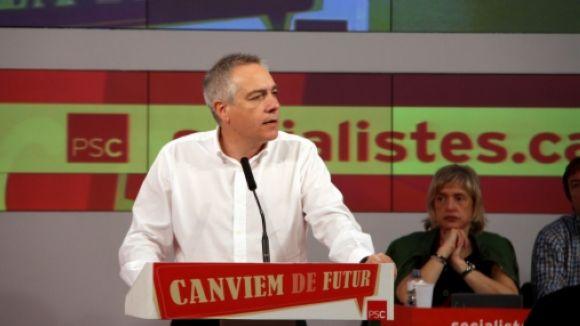 El PSC local defensa la integració de les diferents visions dins el partit