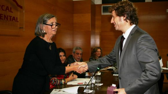 Pere Soler tornarà a ser conseller comarcal / Foto: PSC Sant Cugat