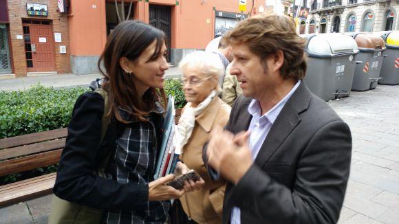 Parlon (PSC): 'Els que s'abstinguin en la investidura de Rajoy trencaran els principis fundacionals del partit'