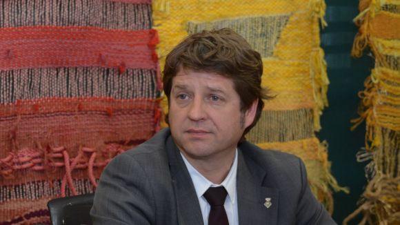 Pere Soler es presenta com a alcaldable del PSC