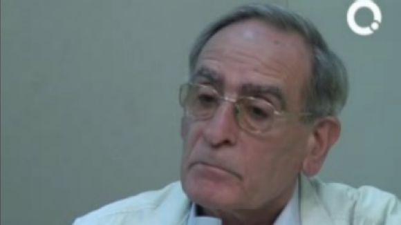 L'expresident de La Unió Pere Marín estripa el carnet de soci