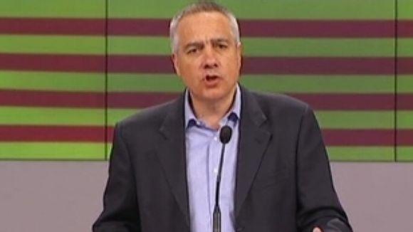 Michael Cáceres (PSC): 'Pere Navarro és el candidat natural'