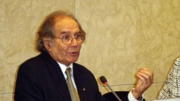 Suport del Premi Nobel Pérez Esquivel al dret a decidir de Catalunya
