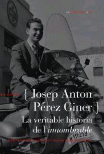 Piti Español repassa la història del cinema amb Josep Anton Pérez Giner en un llibre