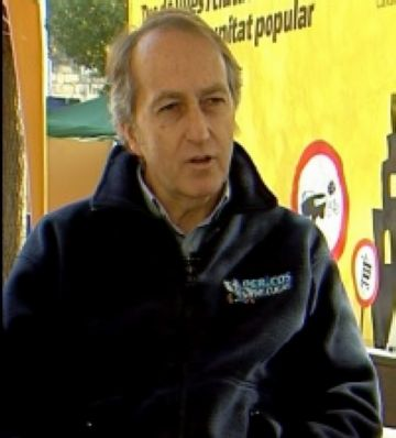 Toni Jimenez, nou president de Pericos de Sant Cugat