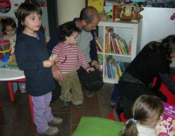 Gastronomia, llibres i sostenibilitat es fusionen en una activitat de l'Institut de la Infància