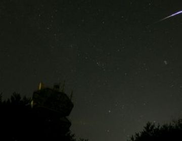 Màxima activitat de la pluja d'estels aquesta nit