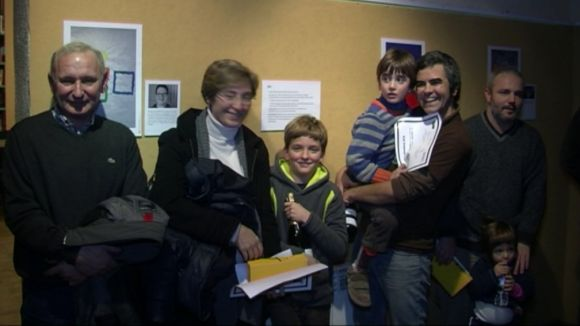 Josep Casas, Rosa Llunell i el Terra Dolça guanyen el concurs de pessebres