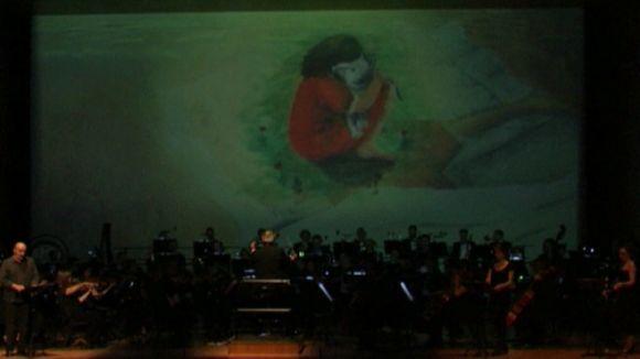 L'Orquestra Simfònica Sant Cugat omple el Teatre-Auditori amb la música i la història de 'Peter Pan'