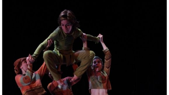 L'espectacle infantil 'Peter Pan' arriba avui al Teatre-Auditori