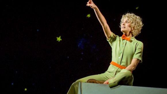 La màgia d''El Petit Príncep' arriba avui al Teatre-Auditori