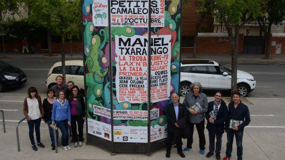 Manel, Txarango i Lax'n'Busto faran ballar els infants al Petits Camaleons