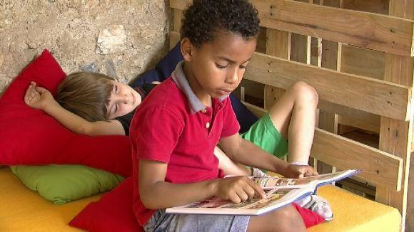 Les activitats de 'Petits! Grans! Llibres!' aposten per la vessant pedagògica de l'oci infantil