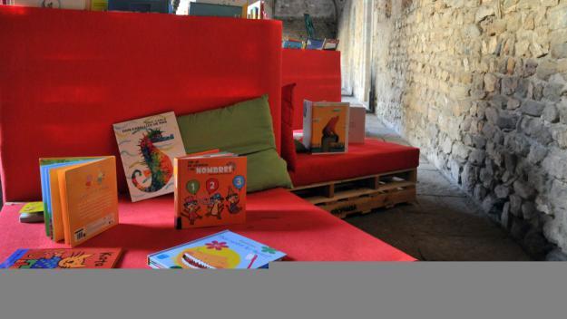 L'Institut de la Infància organitza el festival Petits!Grans!Llibres! / Foto: Localpres