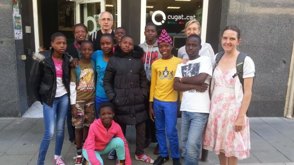 El Hear Us Children's Choir de Malawi arriba a Sant Cugat aquest abril